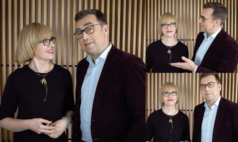 Silna Marka - wywiad z Maciejem Orłosiem