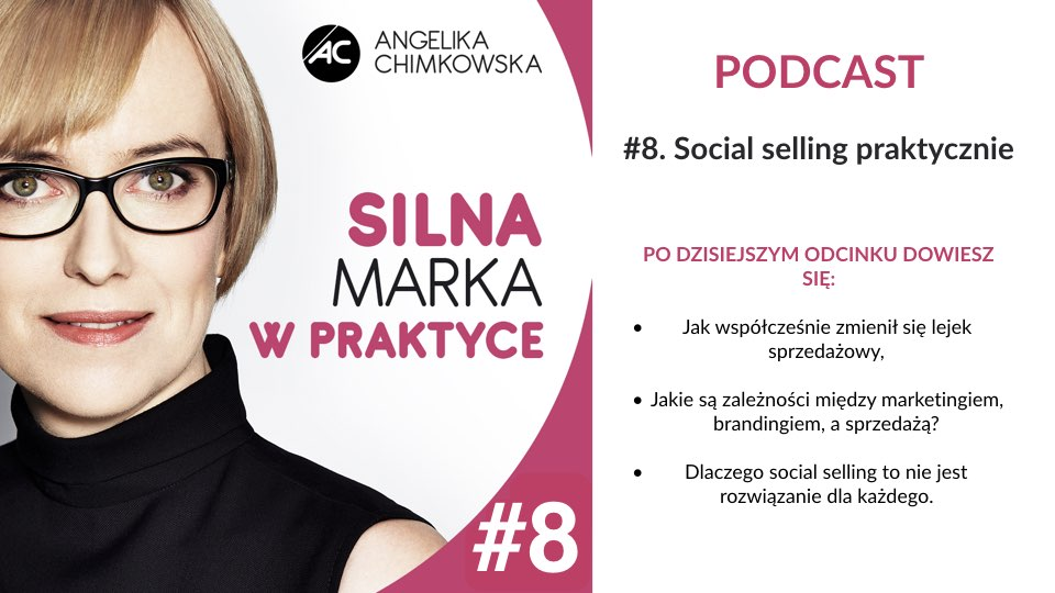 Podcast Silna marka w Praktyce 8