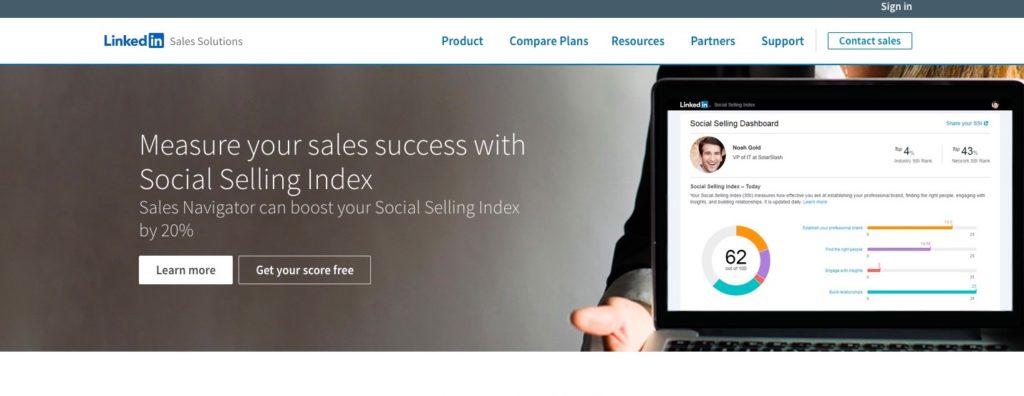Social Selling Index - jak sprawdzić?
